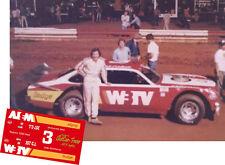 CD_2963 #W3TV Dale Earnhardt Sr   1978 Dodge Aspen   1:25 scale decals   ~NEW~