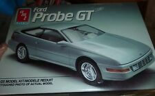 AMT 1990 FORD PROBE GT VINTAGE MODEL KIT 1/25 FS