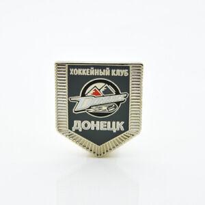 "KHL Donbass Donetsk ""Pennant"" pin, badge, lapel, hockey"