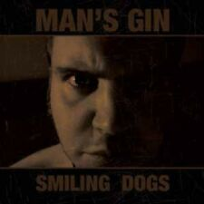 Man's Gin - Smiling Dogs [New CD]