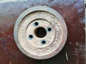 Ford sierra Scorpio capri Granada Engine part---> pulley   2.9 EFi V6 engine