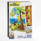 Mega Bloks Construx Despicable Me Minions CNN55 Banana Island New Sealed Toy