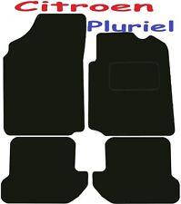 CITROEN C3 PLURIEL SU MISURA tappetini AUTO ** qualità Deluxe ** 2016 2015 2014 2013 20