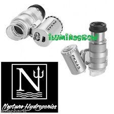 Microscopio con luz led 45x Neptune hydroponics, 45 aumentos
