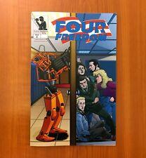 Four Freedom Issue 2 comic book Drew Moss Copperhead Image Dwayne Biddix Nm M