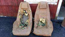 Bradley GT kit car original Bucket Front Seats 1970 era