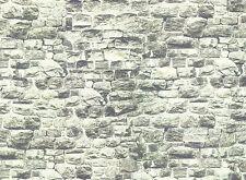 """Noch H0 57510  Mauerplatte """"Granit"""", 32 x 15 cm NEU OVP/"""