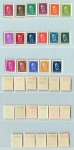 Estonia 🇪🇪 1935 SC 117-133 mint. f1067