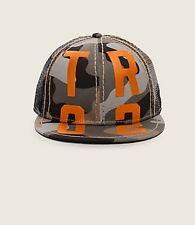 TRUE RELIGION MENS TR02 CAMO BASEBALL HAT