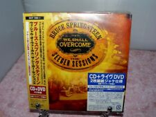 We Shall Overcome: Seeger Sessions [Japan] Bruce Springsteen SICP 1080-1 CD+DVD