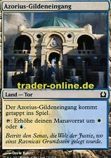 2x Azorius-Gildeneingang (Azorius Guildgate) Return to Ravnica Magic