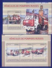 Postfrische Briefmarken mit Motiven aus Guinea