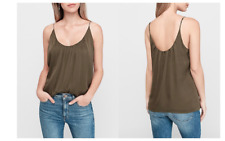 Express Textured Satin Scoop Neck Cami, New With Tags!!!!
