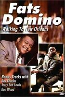 DVD - Fats Domino - Walking To New Orleans DVD # G2007182