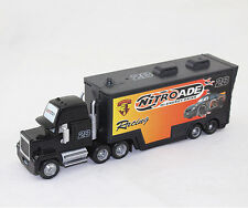 Pixar Cars 3 No.95 51 Mack Hauler Truck & Racers Chick Hick Metal Kid Toy