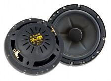 Sinuslive SL-F165 2 16cm Bassmitteltöner Flach- Lautsprecher 140Watt 100Watt RMS