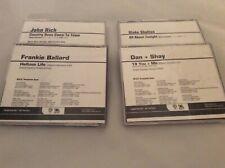 Promotional CD Lot 4 Tracks-Blake Shelton, Dan & Shay, John Rich, etc.