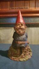 "Tom Clark Forest Gnome 1983 Unieboek Bv 10 1/2"" #24 Cairn Studio Figurine! Ex ."