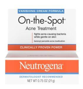 Neutrogena On-the-Spot Acne Treatment, .75 Fl Oz