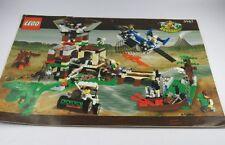 LEGO Manual De Instrucciones Nº 5987 Aventureros Dino Estación de investigación