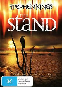 The Stand (DVD, 2009), NEW SEALED AUSTRALIAN RELEASE REGION 4