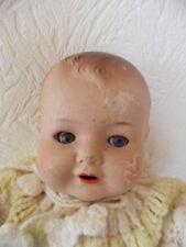 Sonneberger Masse Puppe 38 cm
