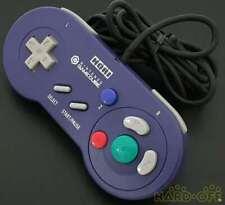 Hori GameCube Digital Controller Violet Gameboy Player Game Cube Nintendo Japan