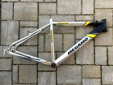 "Megamo Natural frame 17"" hardtail v-brake or disc ready mtb scatto fisso special"