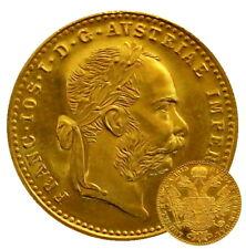 ++ Kaiser Franz Josef - 1 Dukate - 1915 - Gold ++