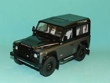 Kyosho 1/18 Land Rover Defender 90 Autobiography corris Grey MiB