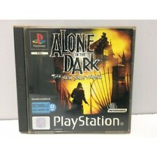 Alone In The Dark Sony Playstation PS1 Pal