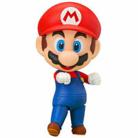 Super Mario Bros. Nendoroid Action Figure Mario 10 cm Good Smile Company