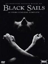 20th Century Fox Black Sails - Stagione 01 (3 Dvd)