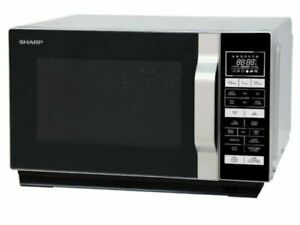 Sharp R-860SLM 25L 900W Combination Microwave