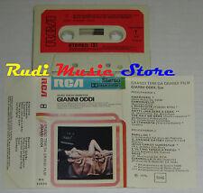 MC GIANNI ODDI Grandi temi 1976 1 stampa italy RCA LINEATRE (*) cd lp dvd vhs