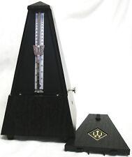 """WITTNER - METRONOM """"MIT GLOCKE""""  700630  SCHWARZ"""