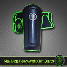 KRAV MAGA PRO SHIN GUARDS Size M MEDIUM MALE/FEMALE PREMIUM MMA UFC