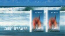 2007 YEAR OF THE SURF LIFESAVER (LENTICULAR) AUSTRALIAN MINIATURE SHEET MUH