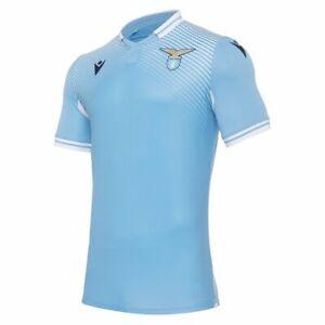 Macron Fußball Lazio Rom Trikot Home Heimtrikot 2020 2021 Herren