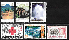Cayman Islands ........ Used Stamps ........... 1343
