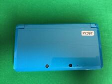 P7397 Nintendo 3DS Light blue console Japan N3DS w/pen Express
