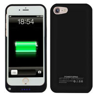 For iPhone 6/6S/7 3500mAh Battery Case External Power Bank Backup Charger Cover