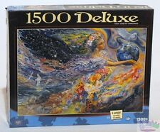 Josephine Wall EARTH ANGEL Puzzle Deluxe 1500 Pieces Beautiful