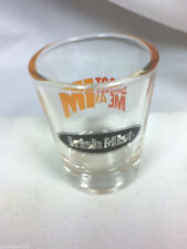 Irish Mist shot glass shooters bar glasses NEW Ireland pub glassware logo UP8