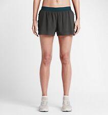 NikeLab Gyakusou Woven Racer Women's Shorts 'Deep Pewter' (XS) 811244 200