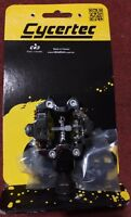 Pedali bici con tacchette MTB Cycertec SPD system pedal mountain bike with cleat