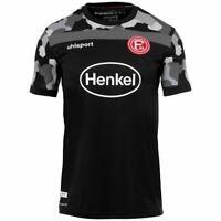 Uhlsport Fortuna Düsseldorf Ausweichtrikot 2020 2021 3RD Trikot Sponsor Herren