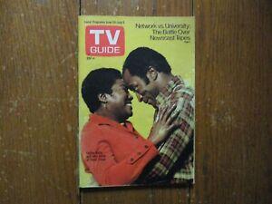 6/29/1974 TV Guide Magazi(ESTHER ROLLE/ELEANOR RIGER/TONY ORLANDO AND DAWN DEBUT