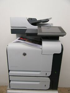 HP LaserJet Ent 500 Color MFP M575DN, A4 Printer, Low Count Under 21K, WARRANTY!