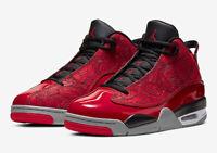Nike Air Jordan Dub Zero New Men's Trainers 100% Authentic Sneakers Gym Red